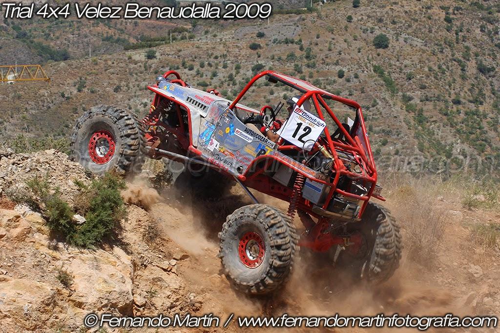 Trial 4x4 Velez Benaudalla 2009