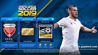 Dream League Soccer 2019 APK + OBB Original Update [DLS 19] Download Link