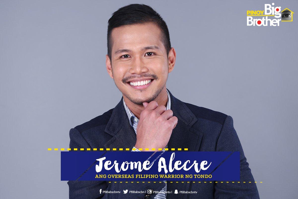 Jerome Alecre PBB