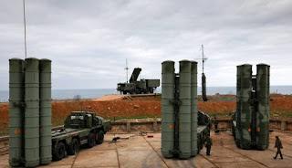 بوتين : تركيا محمية بأمان من التهديدات الجوية بعد حصولها على طائرات S-400 الروسية