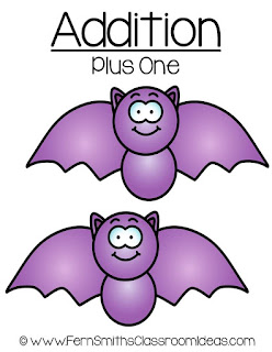 Fern Smith's Classroom Ideas  Halloween Quick and Easy to Prep Center Games at Teacherspayteachers.
