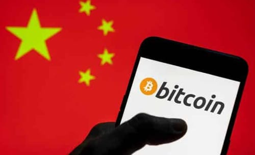 China's war on cryptocurrency has reached a new level