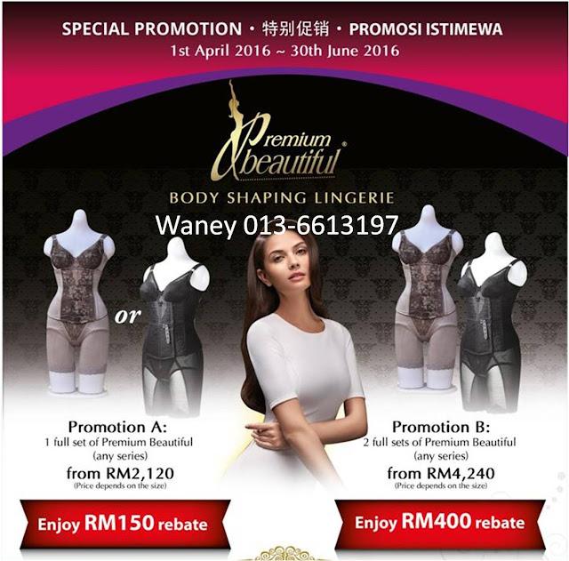 Premium Beautiful corset elegance harga murah promotion testimonial kebaikan cara pakai promosi rebate 2016