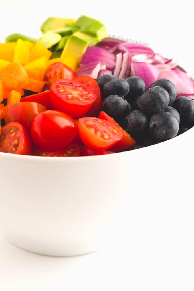Rainbow Salad | Dance of Stoves
