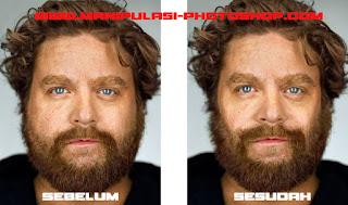 Cara Edit Photoshop Langsing