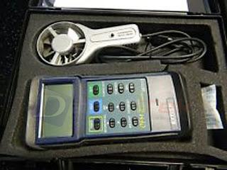 Jual Extech 407113 Heavy Duty CFM Metal Vane Anemometer