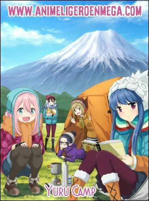 Yuru Camp: Todos los Capítulos (12/12) [Mega - MediaFire - Google Drive] BD - HDL