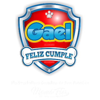 Logo de Paw Patrol: Gael