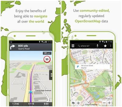 aplikasi wisepilot gps navigation