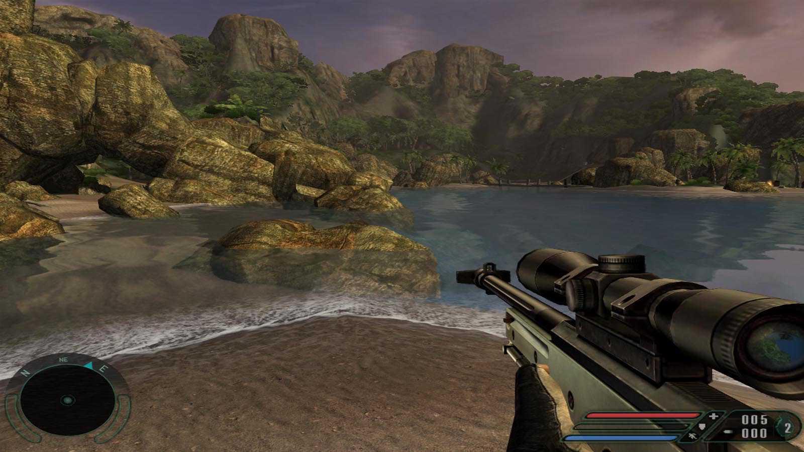 تحميل لعبة Far Cry 1 مضغوطة كاملة بروابط مباشرة مجانا
