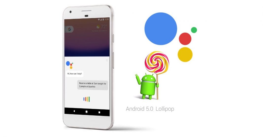 How To Use Google Assistant On Lollipop Android Phone