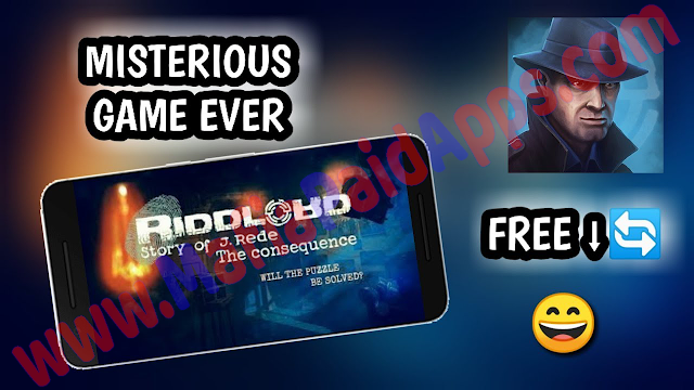 Riddlord: The Consequence Apk MafiaPaidApps