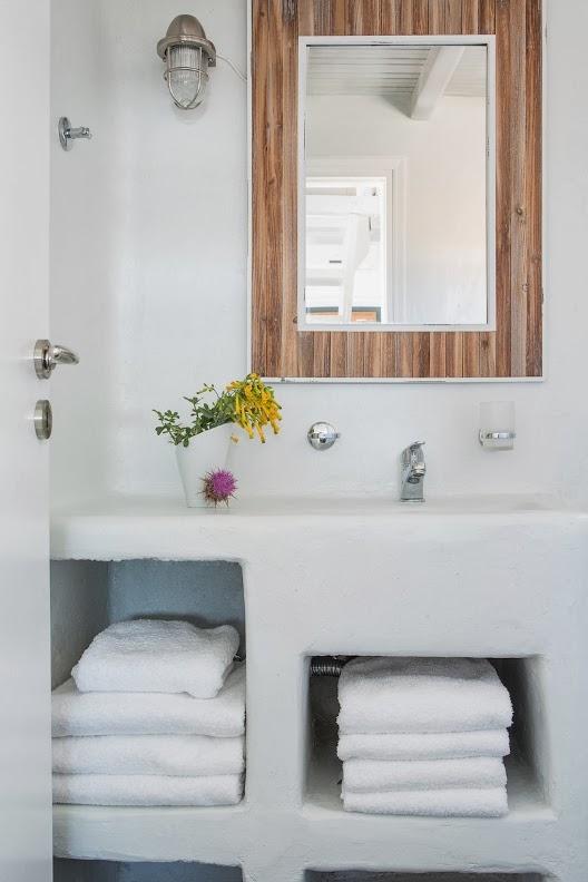 charming house rental in mykonos