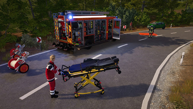 Emergency Call 112 - The Fire Fighting Simulation 2 PC ISO