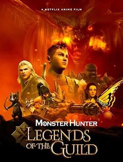 Monster Hunter: Legends of The Guild[2021][NTSC/DVDR-Custom HD]Ingles, Español Latino