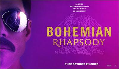 Bohemian Rhapsody en cines