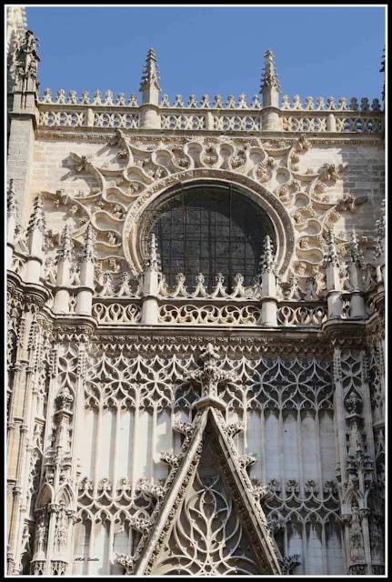 Resultado de imagen de puerta deL PRINCIPE de la catedral de sevilla