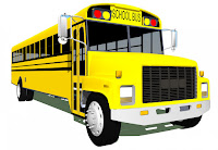 schoolbus clipart
