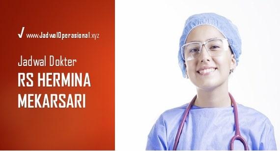 Jadwal Dokter RS Hermina Mekarsari
