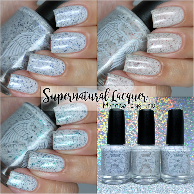 Supernatural Lacquer - Mythical Egg Trio