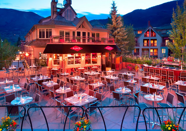 Wedding Venues In Aspen the little nell aspen co