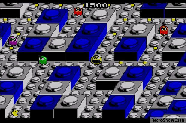 Eικόνα από την έκδοση για Sega Master System