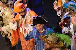 El Carnaval y el Falla saldan deudas un año después