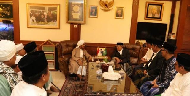 Santri-Santri asal Indonesia di Hadramaut Dikader Habib Umar Agar Pulang Aktif di NU