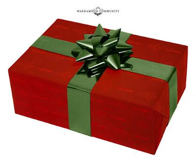 regalo desde La Roca