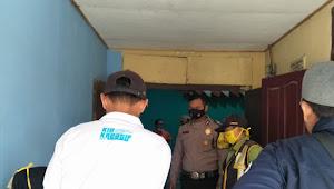 Binmas Tribhaktimulya Pangalengan Polresta Bandung Monitoring Penyaluran BST
