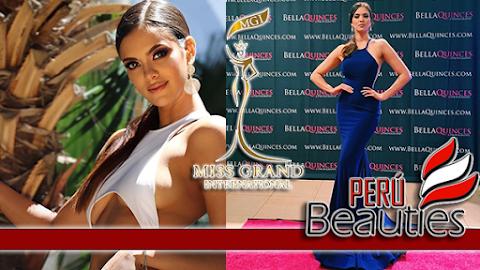 Elaine González es Miss Grand Cuba 2019