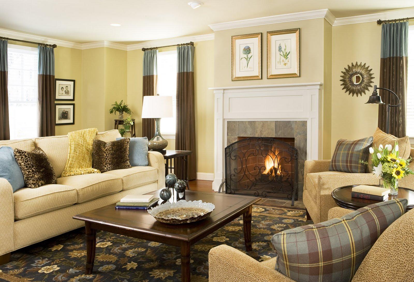 Den Decorating Ideas | Dream House Experience