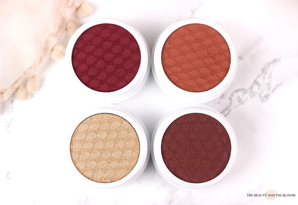 Colourpop Zingara Set Review Jinxie Paradox Seeker Elixir Eyeshadows