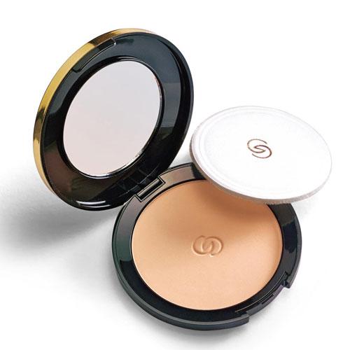 polvo de maquillaje compacto
