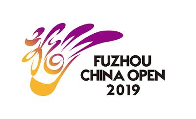 Jadwal Fuzhou China Open 2019
