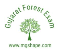 Gujarat forest exam 2020 syllabus
