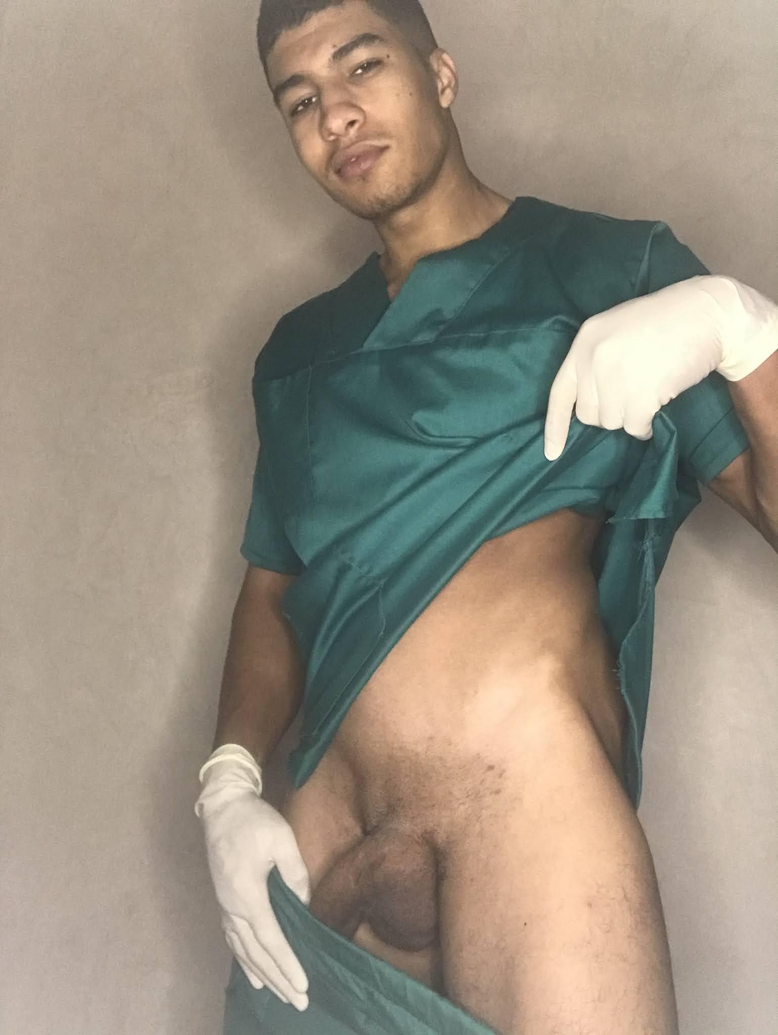 penes de enfermeros