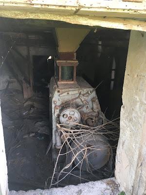 Moara Ciolăneștii din Deal - interior