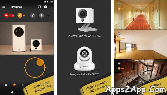tinyCam Monitor PRO APK v14.3 [Final] [Paid] [Latest]