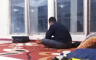Pilih Menginap di Masjid, Gubernur Tinggalkan Kesan Mendalam bagi Warga Doridungga