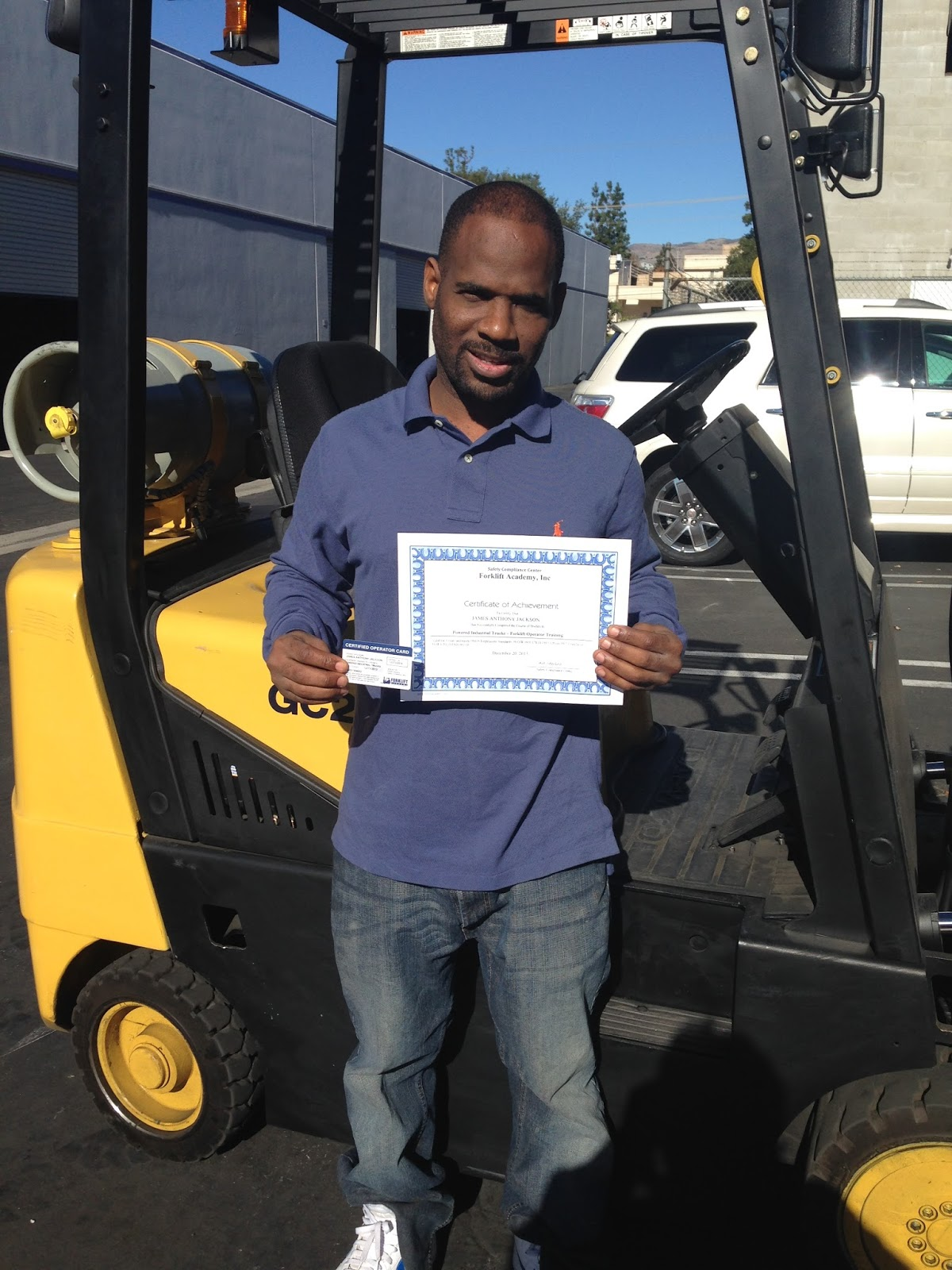Free Professional Resume Forklift Certification Houston Tx