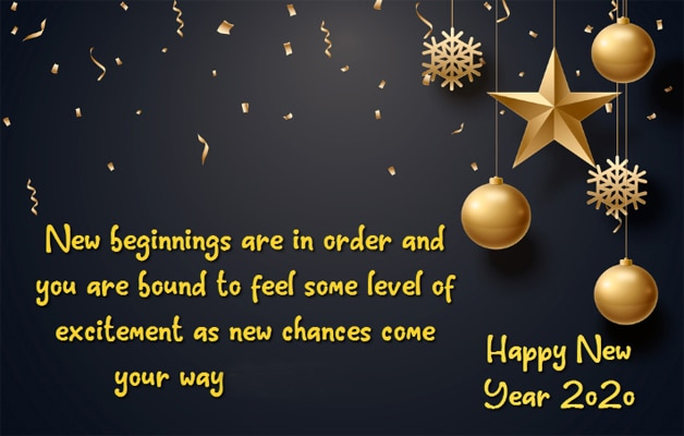 Happy New Year S Day 2020 Wishes Quotes Messages Images