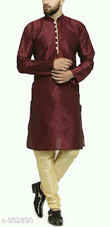 Men's Ethnic Fancy Kurta Pyjama Sets