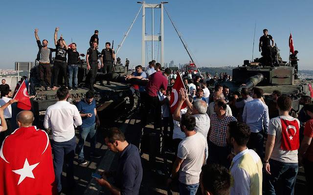 Τουρκία: Ισόβια σε 121 κατηγορούμενους για το πραξικόπημα του 2016