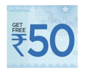 Paytm UPIFREE50 Promocode 2019 Offer