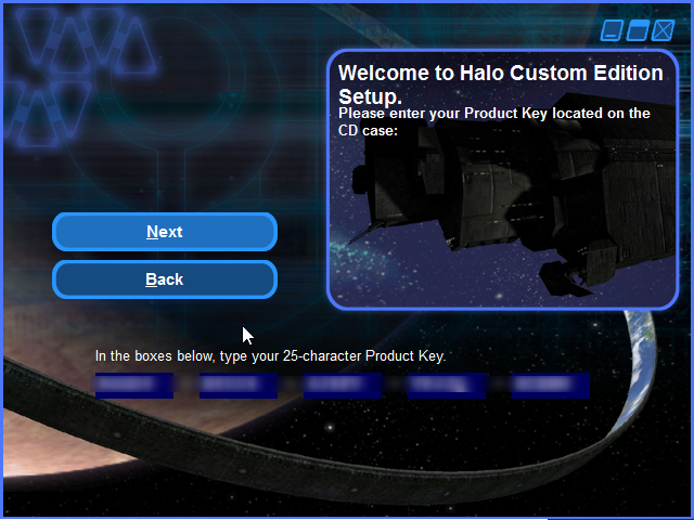 Halo 1 Custom edition Game Product key