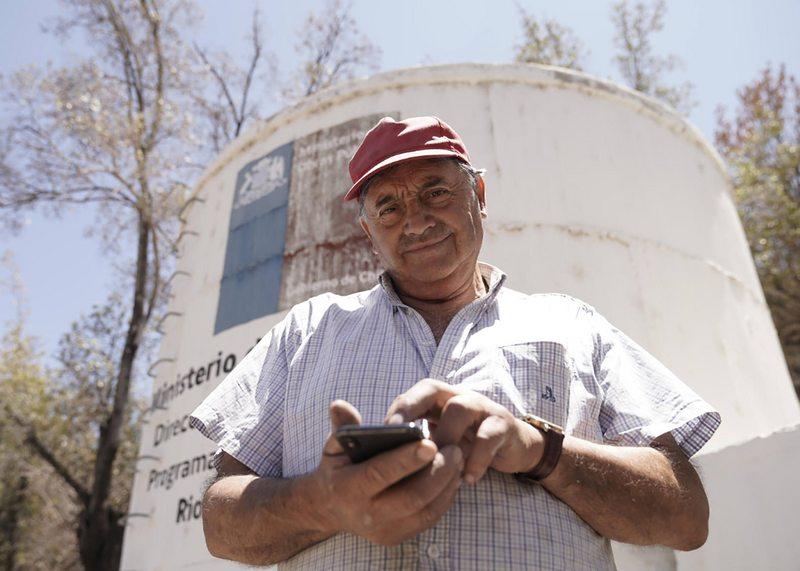 Algoritmo promete terminar con los cortes de agua en zonas rurales