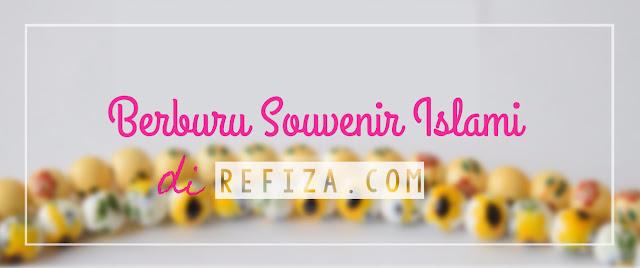 souvenir islami refiza