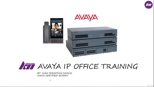 Avaya IP Office Server