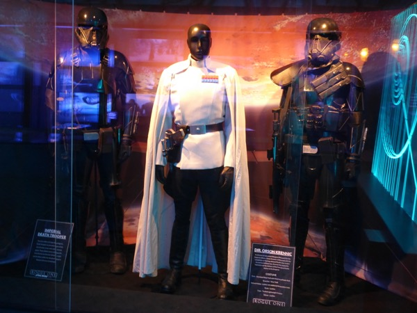 Rogue One Director Krennic Death Trooper costumes